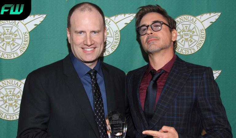 Kevin Feige Talks Casting Robert Downey Jr. for Iron Man