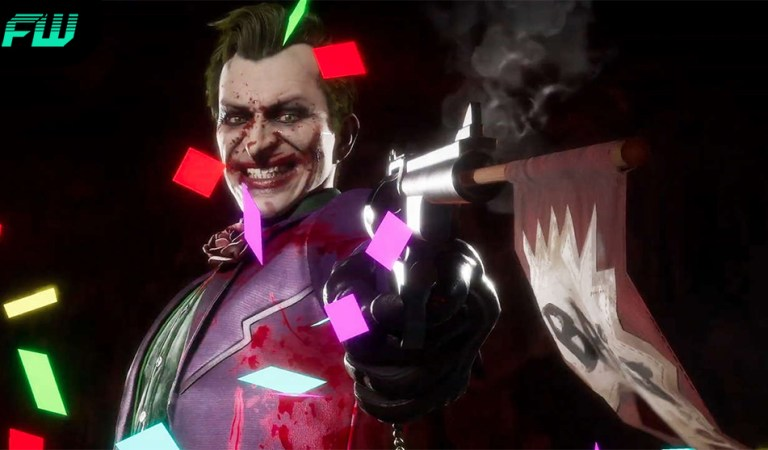 Mortal Kombat 11 Has New DC Themed Skins