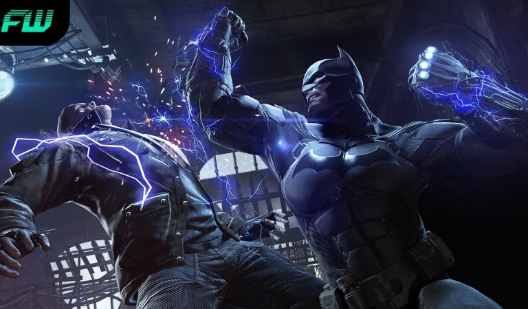 New Batman: Arkham Game Teaser Revealed