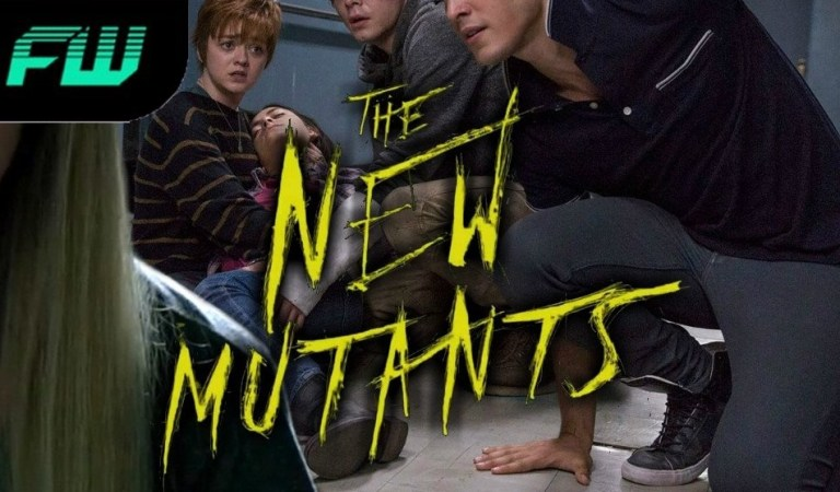 The New Mutants Confirmed To Be In The MCU