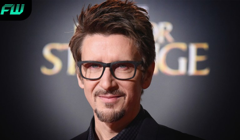 Scott Derrickson Drops Out of Doctor Strange 2