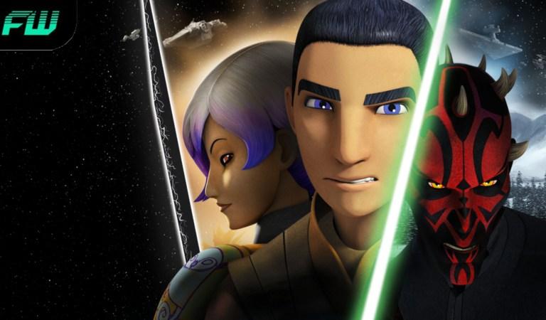 RUMOR: Star Wars Rebels Sequel In The Works