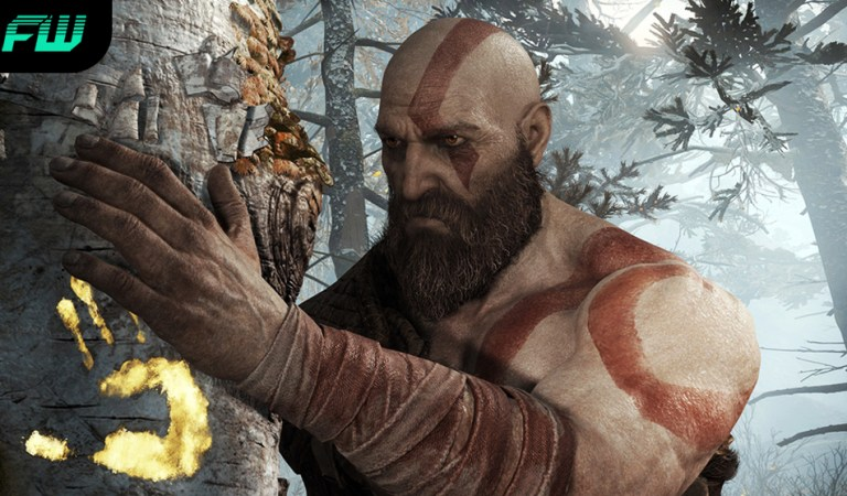 The New God Of War Game Could Be in Development
