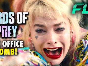 Birds Of Prey box office