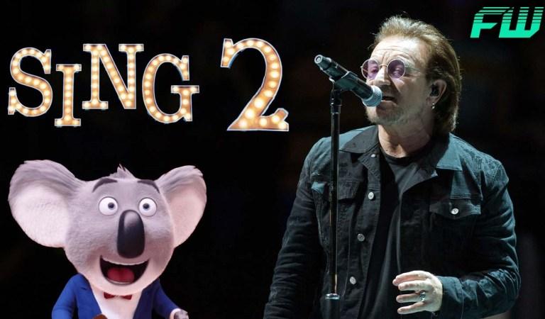 EXCLUSIVE: U2's Bono to Star in Illumination's SING 2
