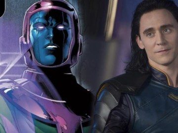 Kang the Conqueror and Loki