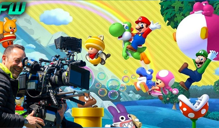 EXCLUSIVE: New Super Mario Bros. Movie Details Revealed