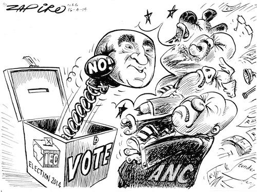 The Sidikiwe-Vukani! Vote No! Campaign