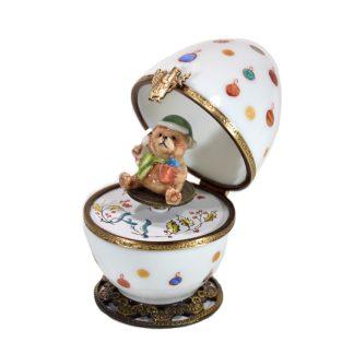 automaton christmas Fanex music egg