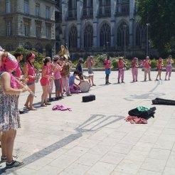 Les Makabés au Festiconcours 2015 à Rouen, un grand merci à la Vashfol pour l'organisation !