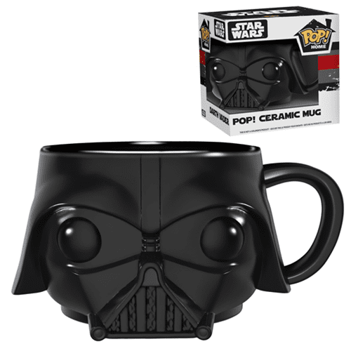 starwars pop mug darth