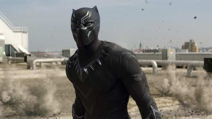 'Black Panther' – In Theaters in 2017.