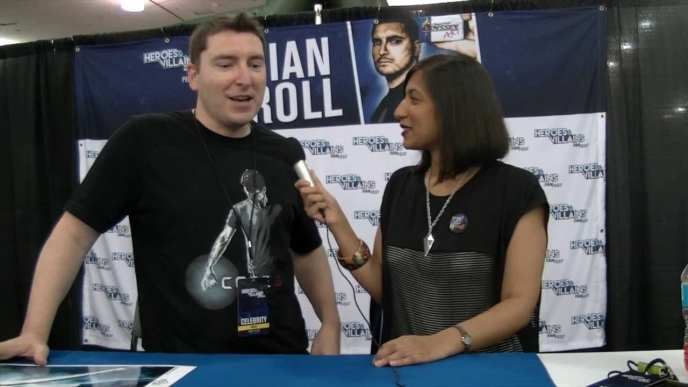 Brian C. Roll, Heroes and Villains Fan Fest
