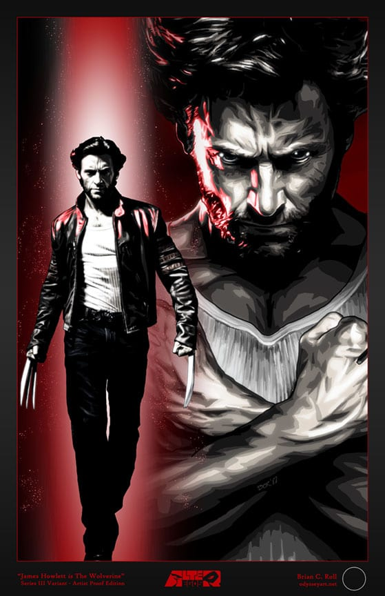 Brian C. Roll,The Wolverine