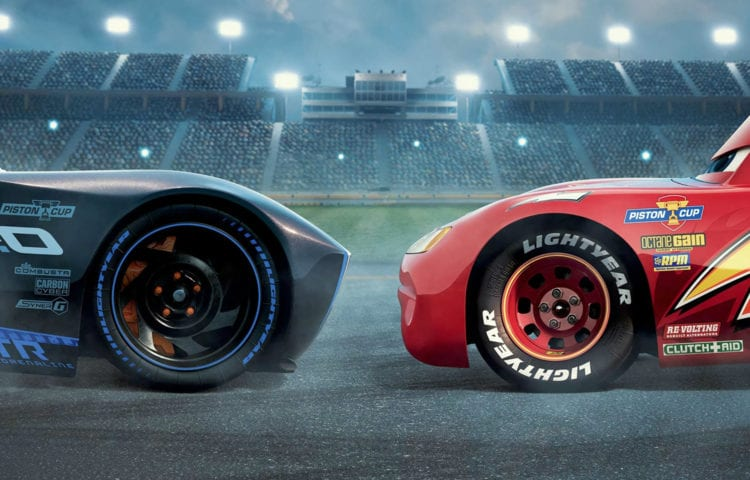 The Walking Dead Game Iphone Wallpaper Cars 3 Rivalry Trailer Pits Lightning Mcqueen Vs