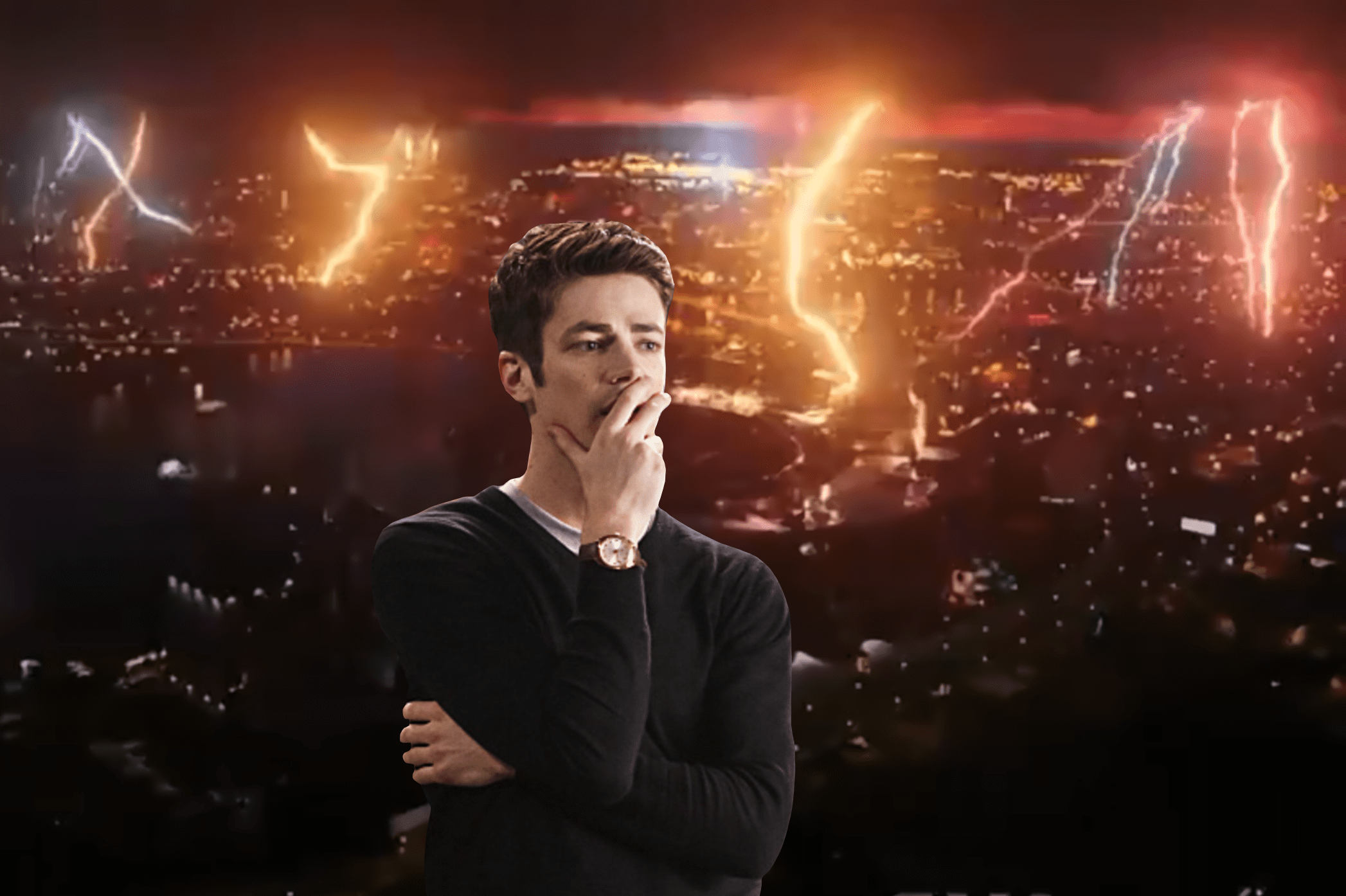 Why That Ending For The Flash Season 3 Finale Was So Poetic – 'Stop