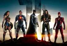 Justice League - DC Comics - Warner Bros.