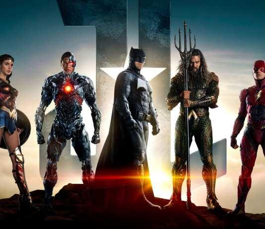 Justice League - DC Comics - Warner Bros.