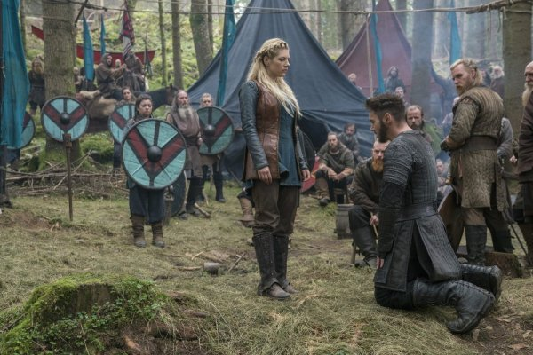 Lagertha Vikings Season 5 - Exploring Mars