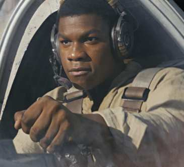 John Boyega, Star Wars, Finn