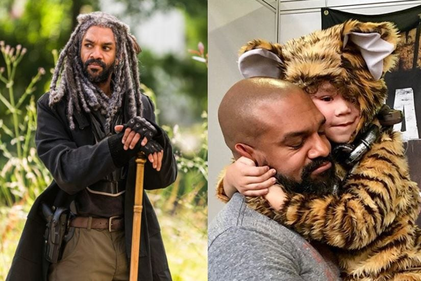 Khary Payton convention