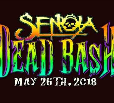 Senoia Dead Bash Logo