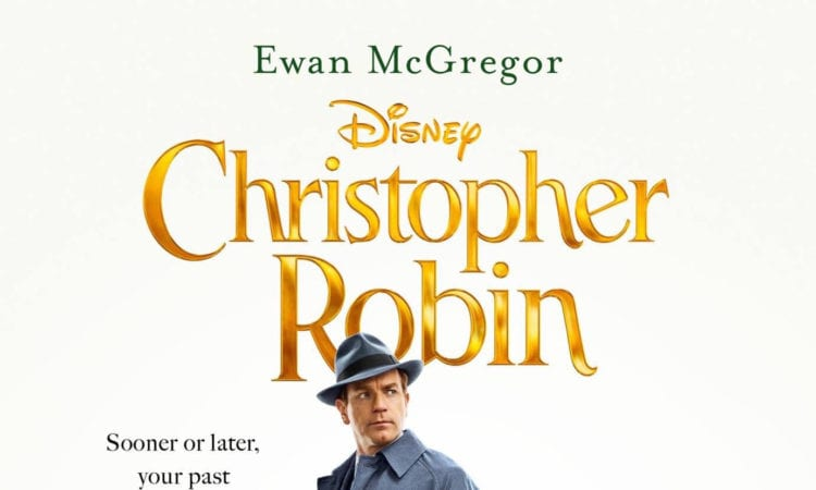 'christopher Robin' Tigger, Piglet, And Eeyore Bring Our