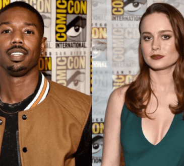 brie larson and michael b jordan