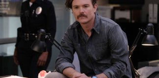 "LETHAL WEAPON: Clayne Crawford in the ""Double Shot of Bailey's"" episode of LETHAL WEAPON airing Tuesday, Jan. 16 (8:00-9:00 PM ET/PT) on FOX."