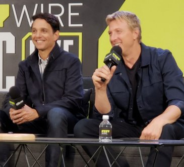 Cobra Kai, Ralph Macchio, William Zabka, New York Comic Con
