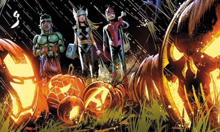 Pull List- Halloween Comic Spectacular - Fan Fest | For Fans, By Fans