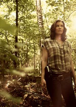 The Walking Dead - TWD - Lauren Cohan