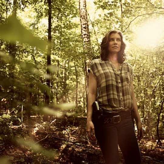 The Walking Dead - TWD - Lauren Cohan