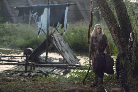 Melissa McBride as Carol Peletier- The Walking Dead _ Season 9, Episode 7 -