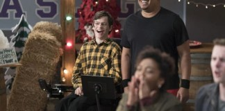 SPEECHLESS The ABC Television Network. (ABC/Eric McCandless) MICAH FOWLER, CEDRIC YARBROUGH