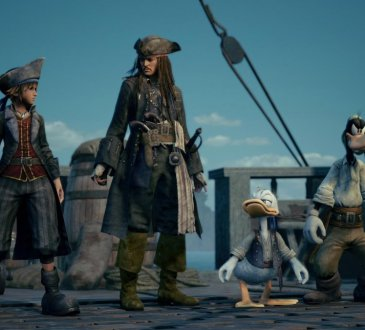 Photo Credit: Kingdom Hearts Official Website