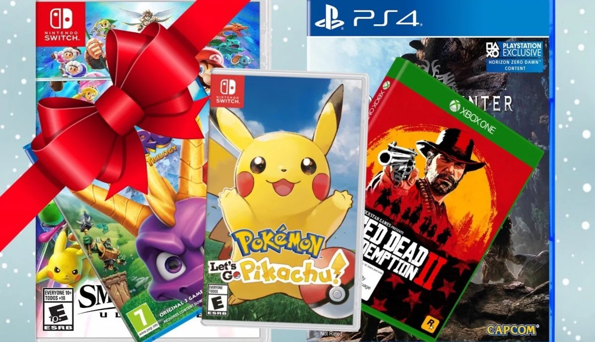 The Yuletide Guide: Must Have Games of 2018 - Fan Fest | For
