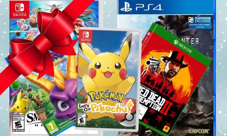 The Yuletide Guide: Must Have Games of 2018 - Fan Fest   For