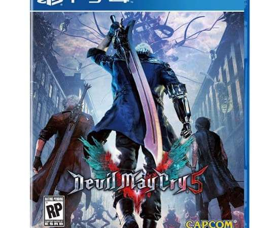 Credit: Devil May Cry 5