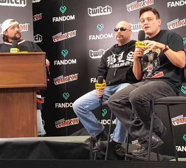 New York Comic Con 2017, Kevin Smith, Greg Capullo, Scott Snyder