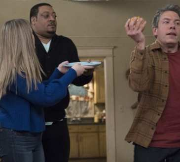 SPEECHLESS The ABC Television Network. (ABC/Richard Cartwright) KYLA KENEDY, CEDRIC YARBROUGH, JOHN ROSS BOWIE