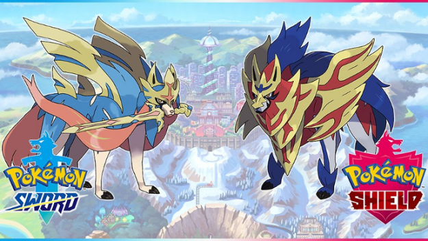 Pokemon Sword Shield Gameplay Reveal What We Loved What We
