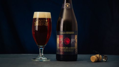 Game of Thrones - My Watch Has Ended - Beer