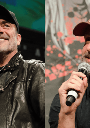 Walker Stalker Con - JDM and Andrew Lincoln