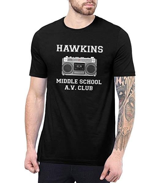 Hawkins Middle School Male