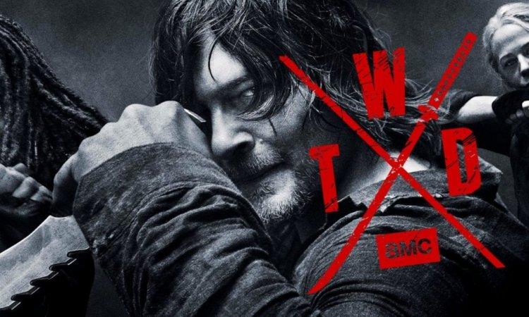 The Walking Dead - SDCC Key Art