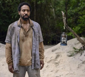 Kevin Carroll is Virgil on The Walking Dead