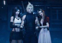 Final Fantasy 7 Remake Trailer TGS