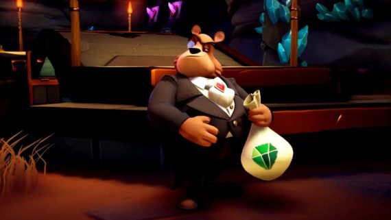 Moneybags from the Reignited Trilogy