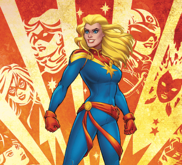 Captain Marvel - Kelly Thompson